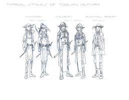 Toolian Military by A-Nessessary-Studio