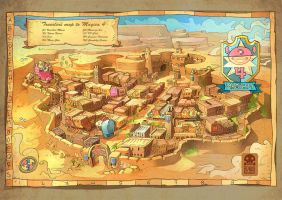 Map of Magica4 by RobinKeijzer