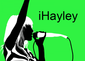iHayley4 by DavidtheDestroyer