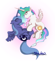 Baby Sisters by ShadowOfNights