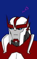 TFP-Ratchet by CommanderStarscream
