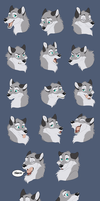 Telegram Stickers  by WindWo1f