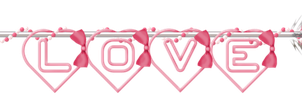 [RES] Love Arrow PNG by HanaBell1