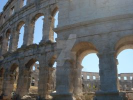 Arena Pula by Corn99