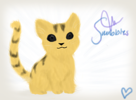 "Snubbles ""Furry-fied"" by vanipy05"