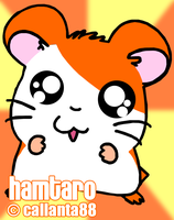 Hamtaro by callanta88