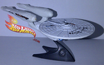 2013 Hot Wheels Imagination U.S.S. Enterprise NCC- by idhotwheels