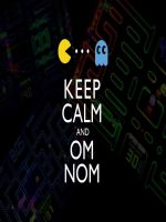 Keep calm and om nom by Allicat1400