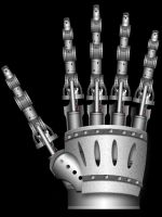Robot Hand by Gears24