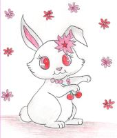 Jewelpet Ruby by greydeer2010