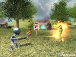 Destroy all humans 2 by MadnessGod