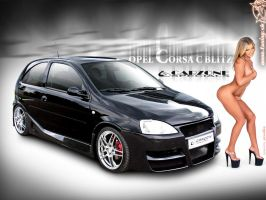 Opel Corsa C Carzone by TuningmagNet