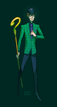 The Riddler by oxboxer