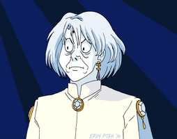 Diamond Rage Face by ErinPtah