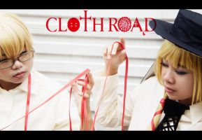 + Cloth Road + by vampire-mage