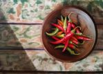 Chillies by SamanthaJordaan