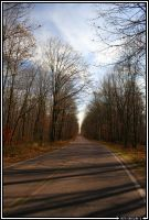Autumns Road by Johndead