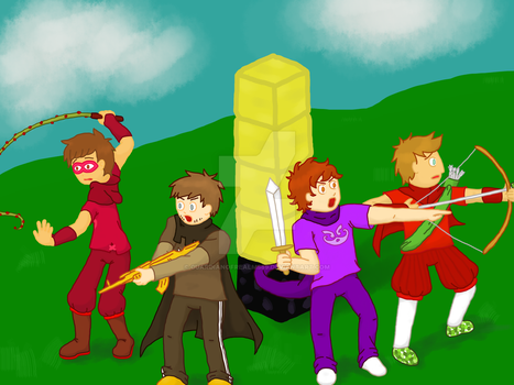 Some RTStuck by GuardianOfRealms89