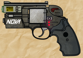 NOVA Arms Limited Model 9000 HORIZON by CaldwellB734