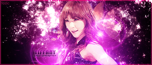 SNSD tiffany Signature by tozic