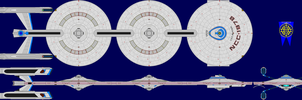 USS Majahual Multi-View by captshade