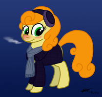 Carrots and Peacoats by Zicygomar