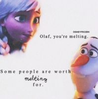 some people are just worth melting for........ by goatfriend