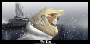 - The King - by mejony