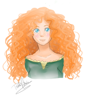 Merida by Nasuki100