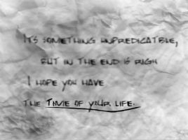 Time of your life :) by IfuckinLuvBillieJoe