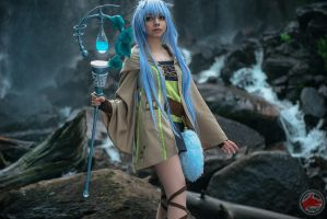 Eria The Water Charmer - Cosplay by MaySakaali