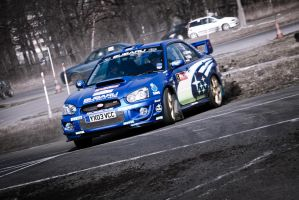 Subaru Impreza - almost WRC #2 by redsunph