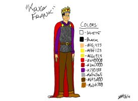 King Frank by GeebMachine