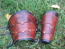 Ranger Bracers by SteamViking