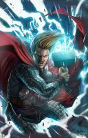 Thor by iayetta83