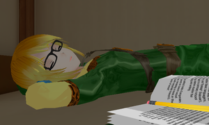 So much homework.... So tired by TheLazyRulee
