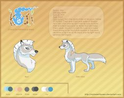 Sirio Reference Sheet by MySweetQueen