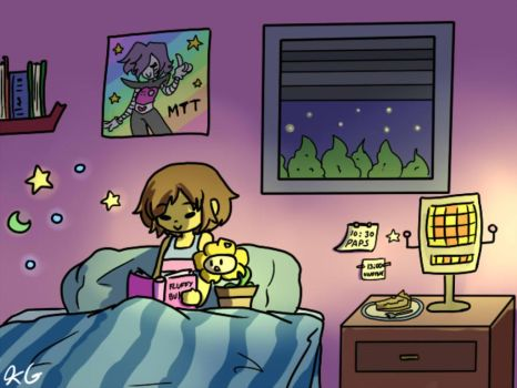 Quiet Night by Kaitogirl
