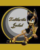 Zalika the Jackal by Jade-the-Tiger