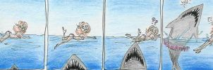 Jaws by M-E-Lee