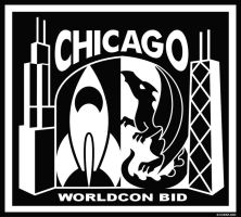 Chicago in 2008 Logo by bigblued