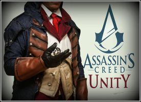 AC UNITY - Sneak Peek -WIP. by JO-Cosplay