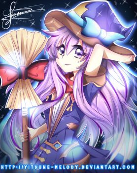 [+SPEEDPAINT] Nepgear | Cyberdimension Neptunia by Yitsune-Melody