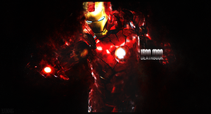Iron Man Signature by DeathB00K