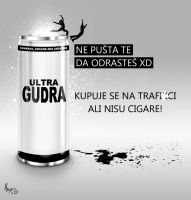Ultra Gudra Enerdzi Drink XD by Mavko