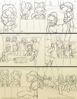 Chapter 11 page 12 sketch by FlyingPony