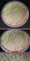 Gluten-n-Dairy Free Triple Berry Cream Pie by Windthin
