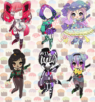 CUSTOM ADOPTS IX by Lolisoup