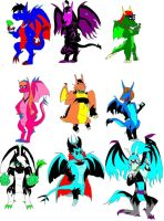 DP Dragons by n53