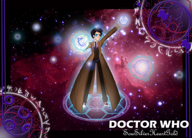 Time Lord Magic - Doctor Who by SoulSilverHeartGold